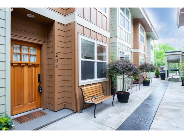 7520 SE Milwaukie Ave #204, Portland, OR 97202 (MLS #18068707) :: The Sadle Home Selling Team