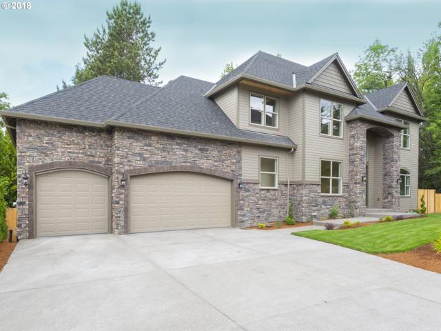 9361 NW Murlea Ln, Portland, OR 97229 (MLS #18068804) :: Fox Real Estate Group