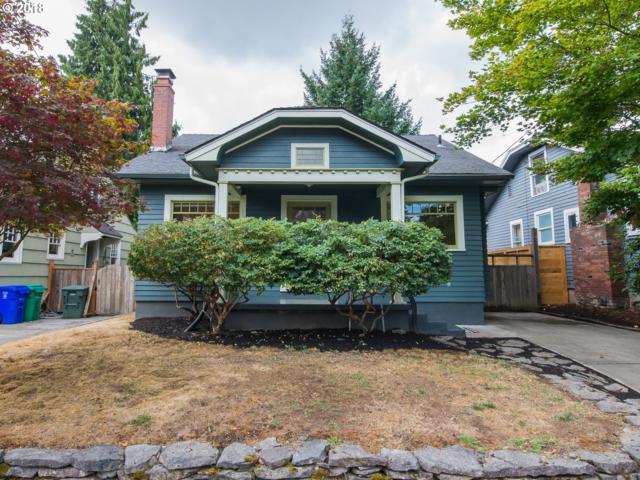 2533 NE 32ND Pl, Portland, OR 97212 (MLS #18069294) :: Hatch Homes Group