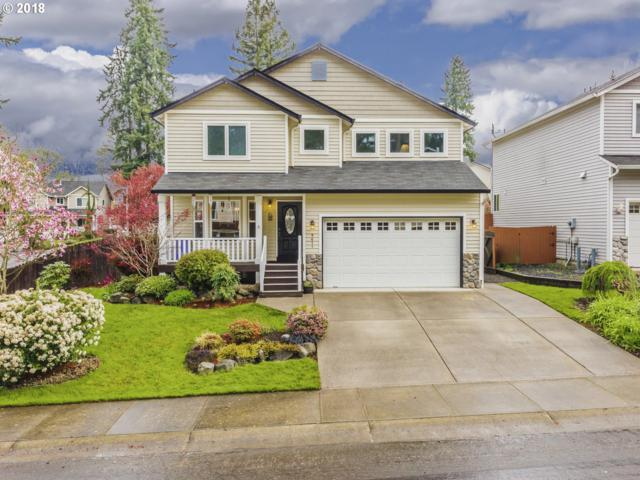 9611 NE 21ST Pl, Vancouver, WA 98665 (MLS #18069325) :: Next Home Realty Connection