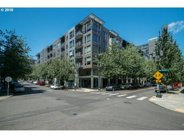 1125 NW 9TH Ave #214, Portland, OR 97209 (MLS #18069771) :: McKillion Real Estate Group