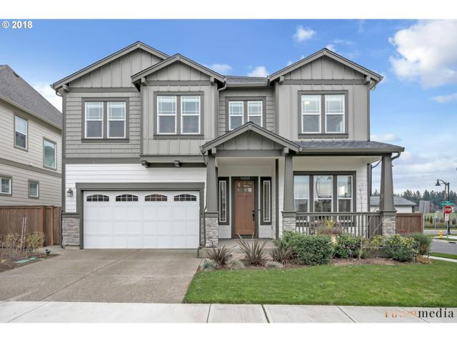 14525 NW Safflower Dr, Portland, OR 97229 (MLS #18070013) :: Realty Edge