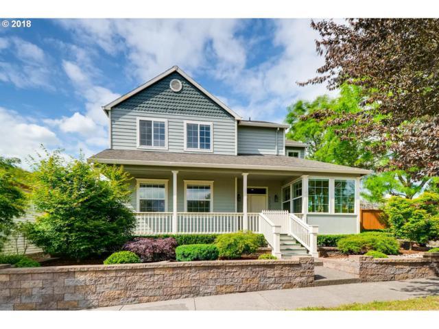 15177 SE Oregon Trail Dr, Clackamas, OR 97015 (MLS #18070136) :: Matin Real Estate