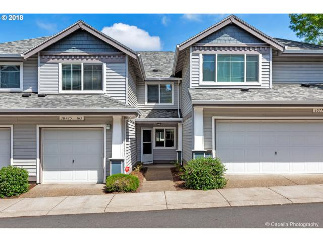 10775 SW Canterbury Ln #103, Tigard, OR 97224 (MLS #18070694) :: Hatch Homes Group