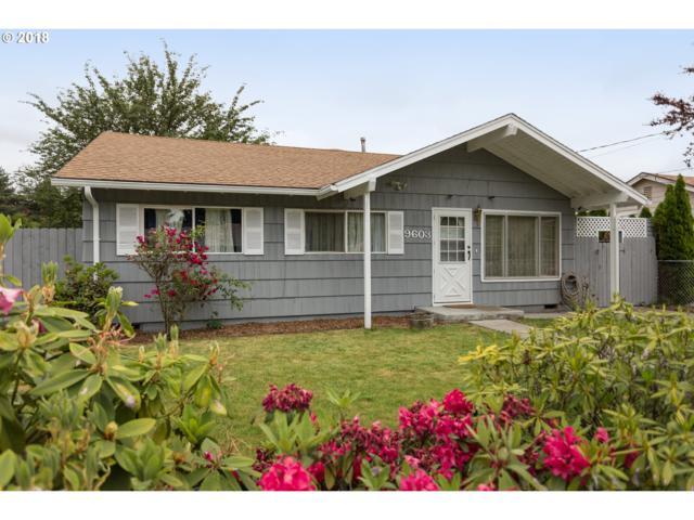 9603 SE Glenwood St, Portland, OR 97266 (MLS #18070893) :: Team Zebrowski