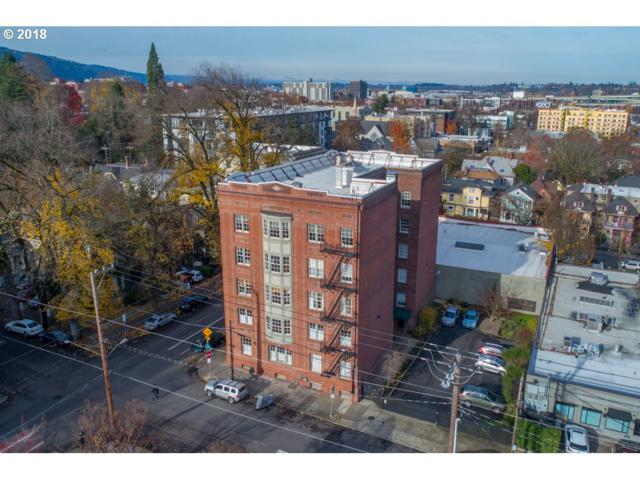 410 NW 18TH Ave #503, Portland, OR 97209 (MLS #18071339) :: The Sadle Home Selling Team