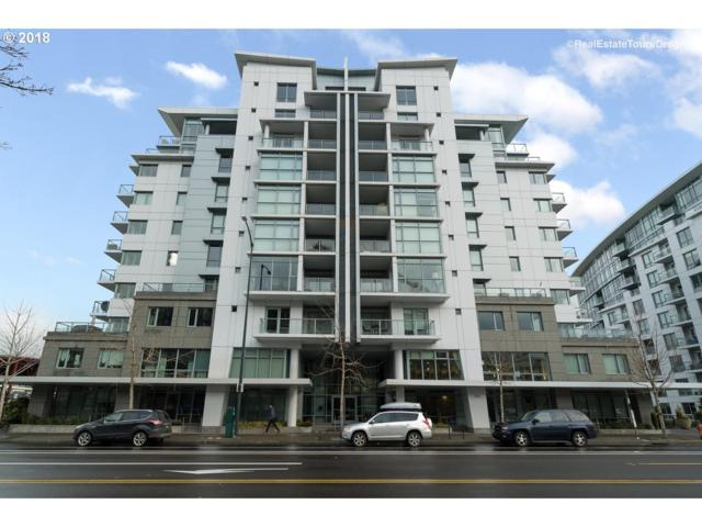 1310 NW Naito Pkwy #703, Portland, OR 97209 (MLS #18071439) :: Next Home Realty Connection