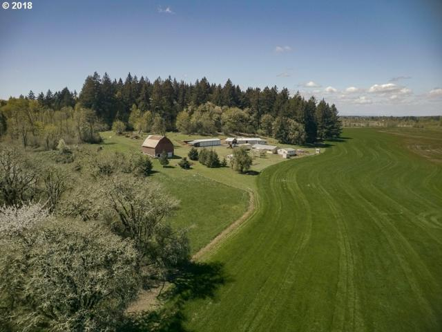 37606 Rock Hill Dr, Lebanon, OR 97355 (MLS #18071485) :: R&R Properties of Eugene LLC