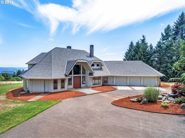 16810 SW Parrett Mountain Rd, Sherwood, OR 97140 (MLS #18071699) :: Matin Real Estate