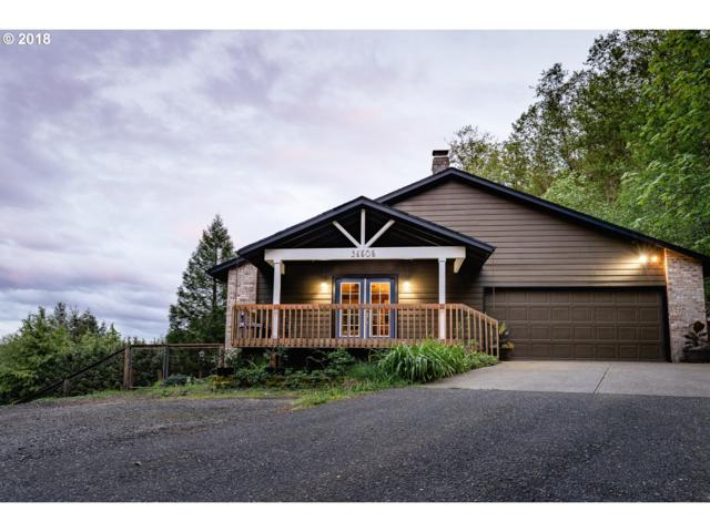36505 SE Vernon Rd, Washougal, WA 98671 (MLS #18072289) :: Next Home Realty Connection