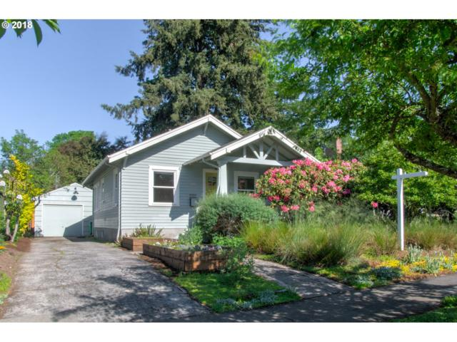 5936 NE 18TH Ave, Portland, OR 97211 (MLS #18072386) :: The Sadle Home Selling Team