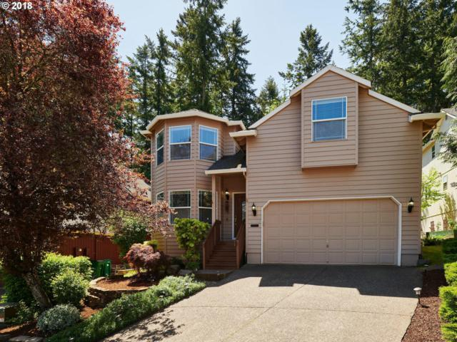 17850 SW Bryan Way, Beaverton, OR 97007 (MLS #18072863) :: Team Zebrowski