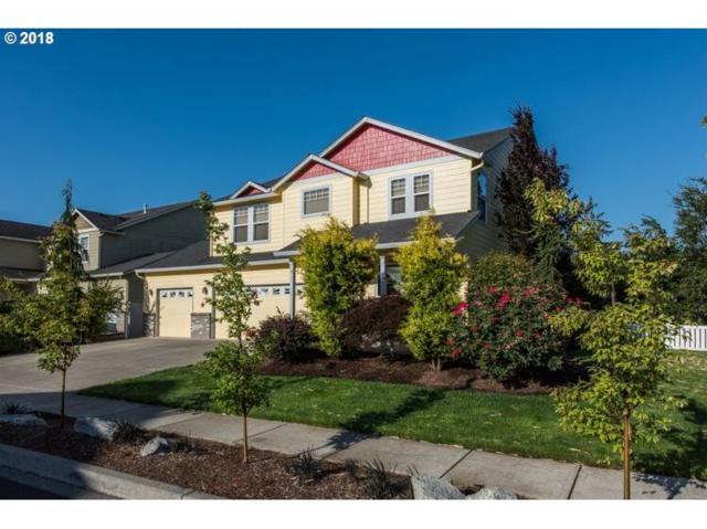 1507 N Falcon Dr, Ridgefield, WA 98642 (MLS #18073031) :: Matin Real Estate
