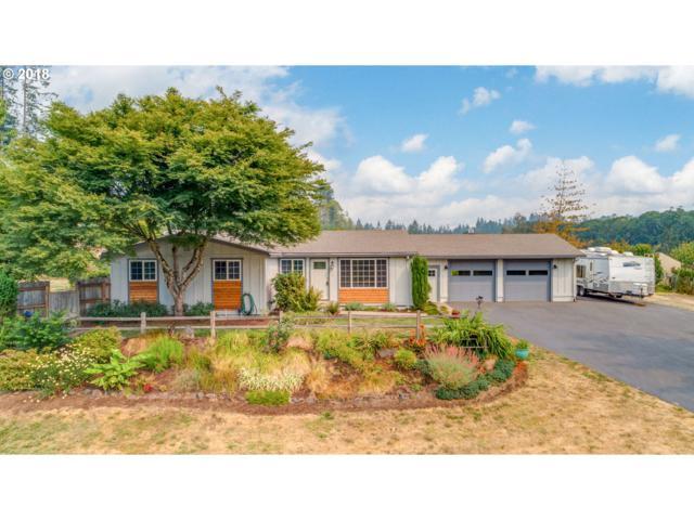 15855 S Holcomb Blvd, Oregon City, OR 97045 (MLS #18073053) :: Matin Real Estate