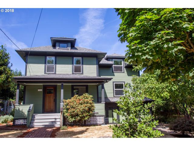 7233 SE Main St, Portland, OR 97215 (MLS #18073360) :: Next Home Realty Connection