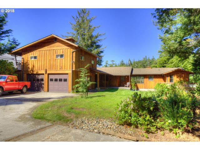 88577 Weiss Estates Ln, Bandon, OR 97411 (MLS #18073773) :: Portland Lifestyle Team