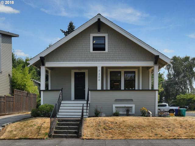 7306 N Olin Ave, Portland, OR 97203 (MLS #18074079) :: Hatch Homes Group