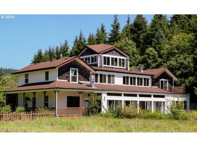 53 Maki Rd, Skamokawa, WA 98647 (MLS #18074337) :: The Dale Chumbley Group