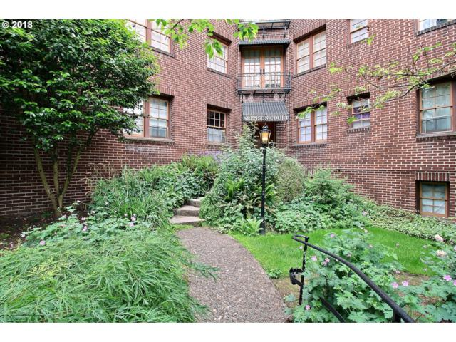 2533 NW Marshall St #205, Portland, OR 97210 (MLS #18074873) :: Change Realty