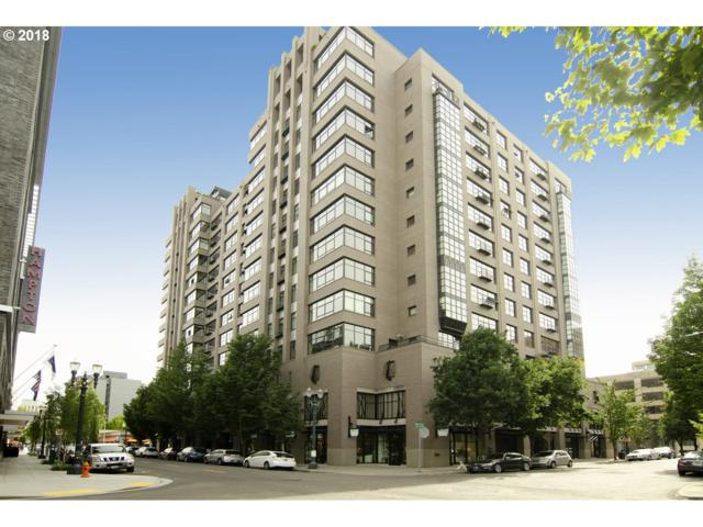 333 NW 9TH Ave #712, Portland, OR 97209 (MLS #18074897) :: The Liu Group