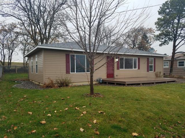 853 SW Cedar St, Pilot Rock, OR 97868 (MLS #18077526) :: Fox Real Estate Group