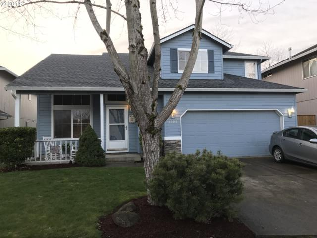 1608 SE 178TH Pl, Vancouver, WA 98683 (MLS #18077545) :: The Dale Chumbley Group