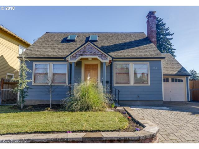 3546 NE 46TH Ave, Portland, OR 97213 (MLS #18077744) :: The Dale Chumbley Group