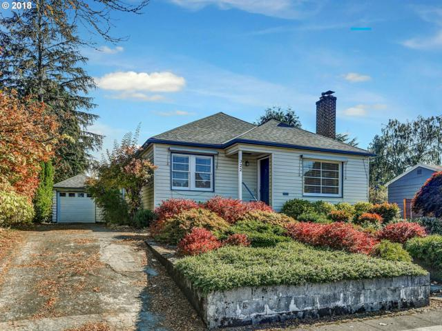 322 NE 73RD Ave, Portland, OR 97213 (MLS #18077888) :: Five Doors Network