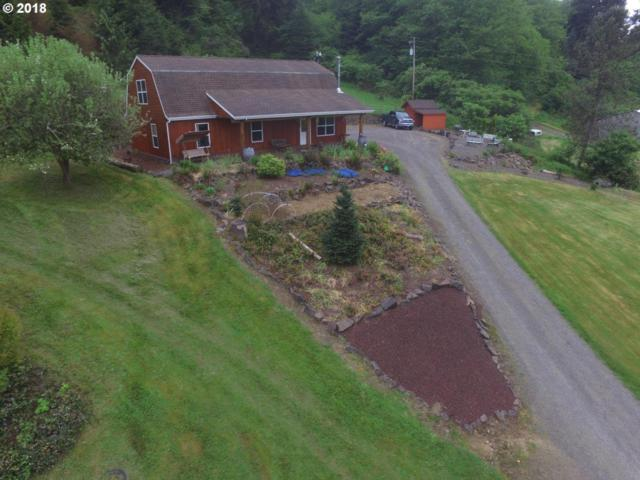 8125 Bewley Creek Rd, Tillamook, OR 97141 (MLS #18077911) :: R&R Properties of Eugene LLC