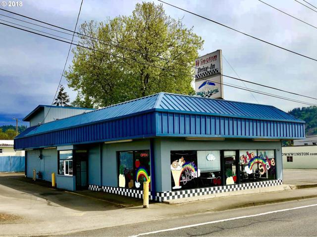 53 NE Main St, Winston, OR 97496 (MLS #18078100) :: Keller Williams Realty Umpqua Valley