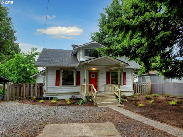 8514 N Van Houten Ave, Portland, OR 97203 (MLS #18078267) :: Portland Lifestyle Team