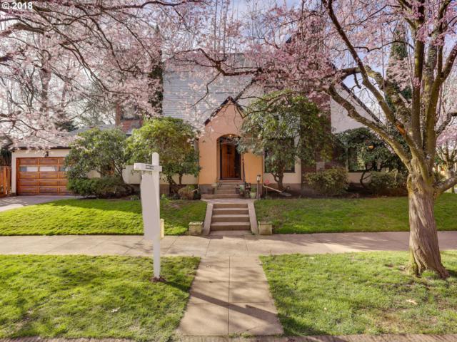 2510 NE Klickitat St, Portland, OR 97212 (MLS #18078715) :: The Sadle Home Selling Team