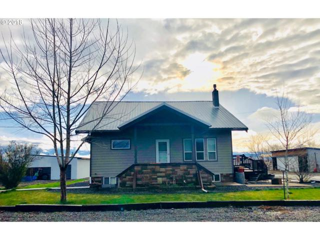 62057 Evergreen Rd, La Grande, OR 97850 (MLS #18078866) :: The Dale Chumbley Group