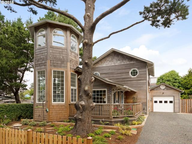 140 E Jefferson St, Cannon Beach, OR 97110 (MLS #18079197) :: R&R Properties of Eugene LLC