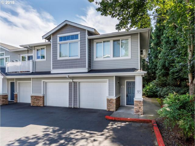 16255 SW Audubon St #204, Beaverton, OR 97003 (MLS #18080513) :: Hatch Homes Group