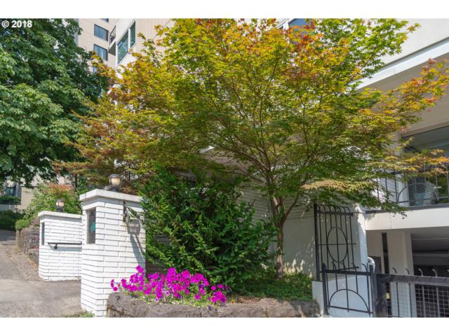 2211 SW Park Pl #203, Portland, OR 97205 (MLS #18080679) :: Stellar Realty Northwest
