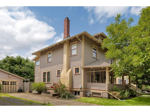 1533 SE 32ND Ave, Portland, OR 97214 (MLS #18080789) :: Portland Lifestyle Team
