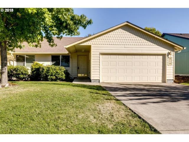 912 E Benjamin Ave, Cottage Grove, OR 97424 (MLS #18080826) :: Harpole Homes Oregon