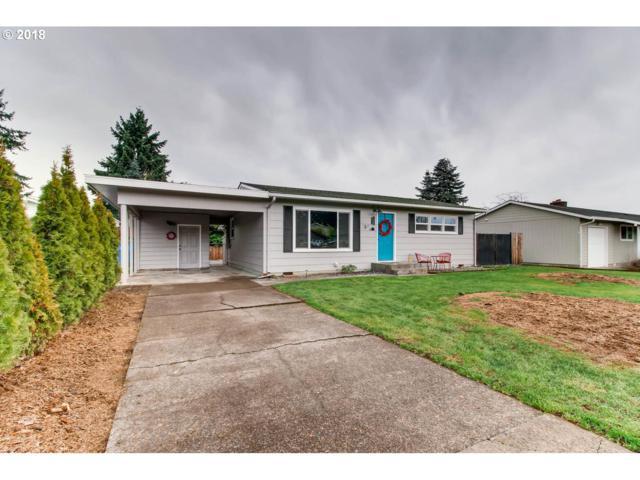 8203 NE 7TH St, Vancouver, WA 98664 (MLS #18080837) :: Fox Real Estate Group