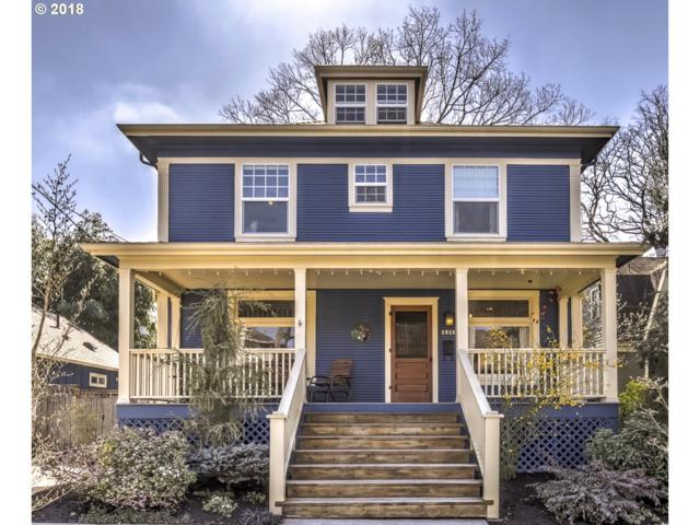 1816 SE Washington St, Portland, OR 97214 (MLS #18080961) :: Hatch Homes Group