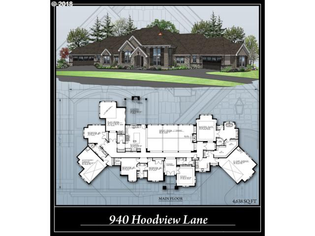 940 Hoodview Ln, Lake Oswego, OR 97034 (MLS #18081003) :: McKillion Real Estate Group
