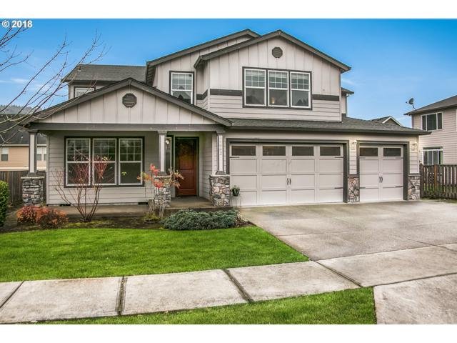 14662 SE Pebble Beach Dr, Happy Valley, OR 97086 (MLS #18081058) :: Matin Real Estate