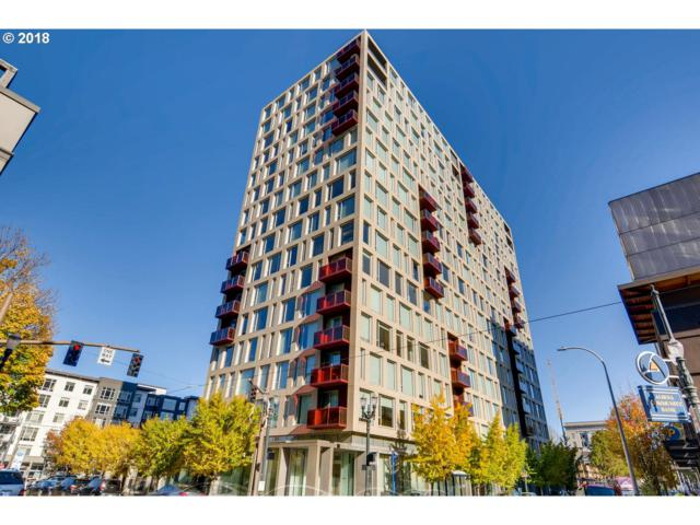 937 NW Glisan St #833, Portland, OR 97209 (MLS #18081398) :: Change Realty