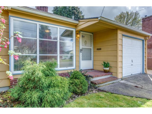 155 E Berkeley St, Gladstone, OR 97027 (MLS #18082261) :: Next Home Realty Connection