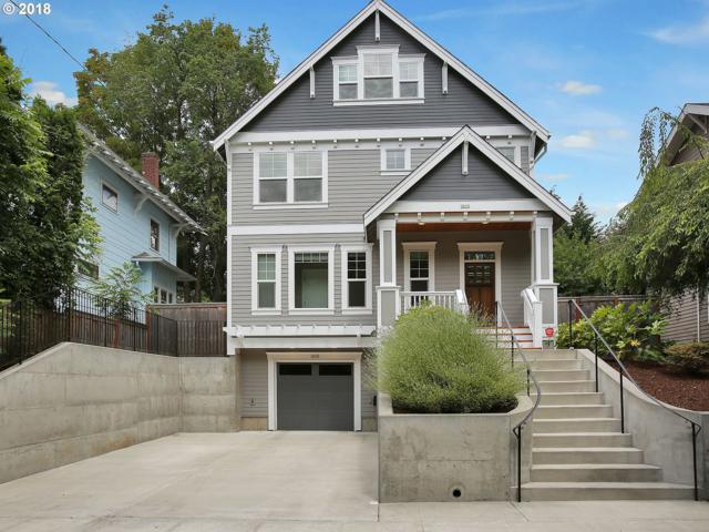 3215 SE Brooklyn St, Portland, OR 97202 (MLS #18083346) :: Hatch Homes Group
