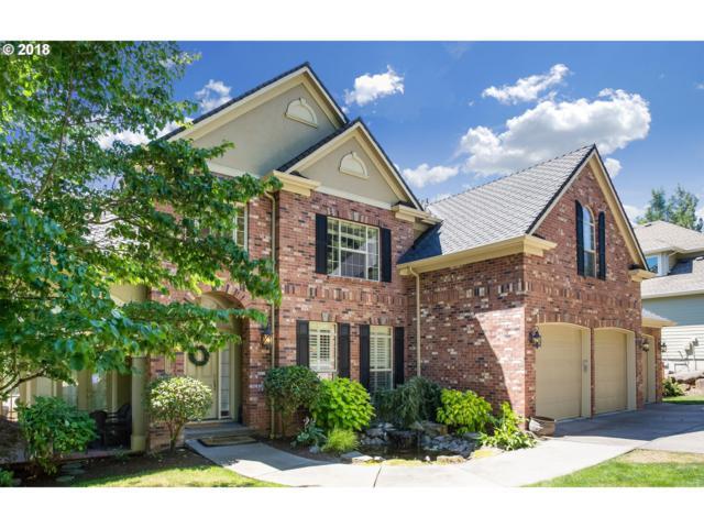 5256 NW Fernridge Dr, Camas, WA 98607 (MLS #18083565) :: Fox Real Estate Group