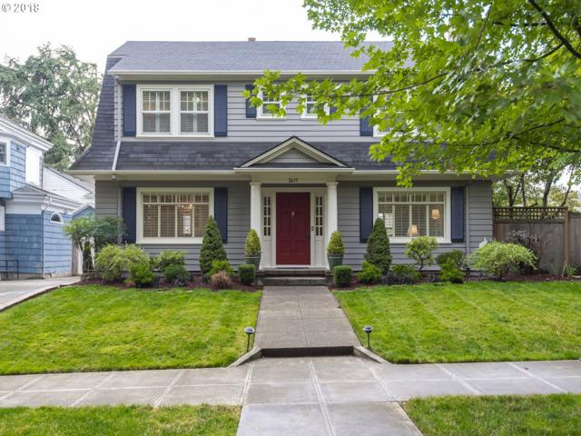 2417 NE Hamblet St, Portland, OR 97212 (MLS #18083833) :: Fox Real Estate Group