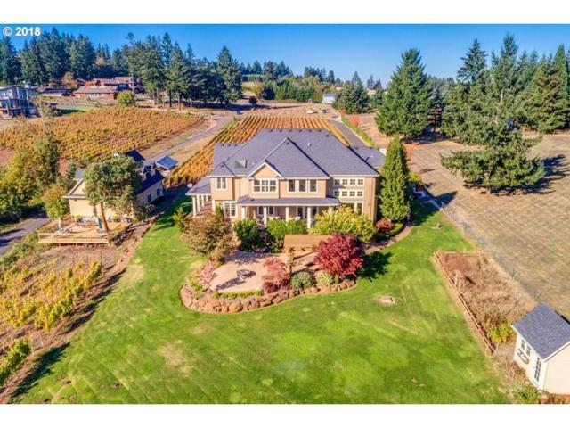17404 SW Parrett Mountain Rd, Sherwood, OR 97140 (MLS #18084193) :: Portland Lifestyle Team
