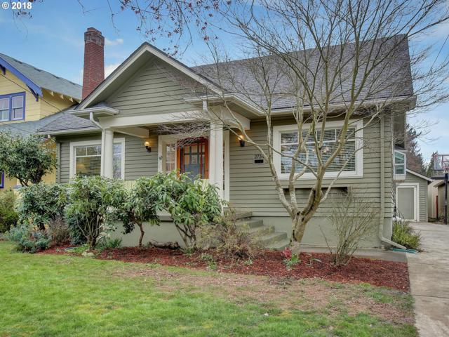 2734 NE 36TH Ave, Portland, OR 97212 (MLS #18085382) :: Hatch Homes Group