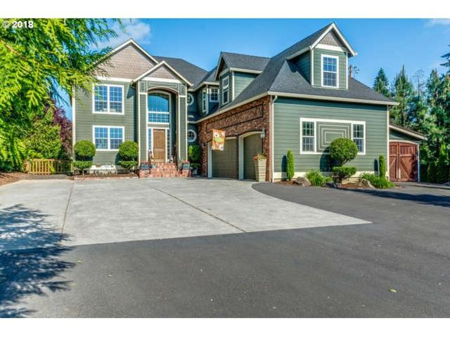 3411 NW 217TH Way, Ridgefield, WA 98642 (MLS #18085798) :: The Dale Chumbley Group